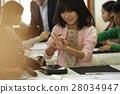 Calligraphy classroom 28034947