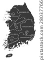 South Korea labelled black 28037766