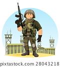士兵 军人 美国 28043218