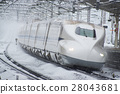 bullet train, shinkansen, n700 series 28043681