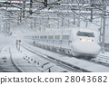 bullet train, shinkansen, 700 series 28043682
