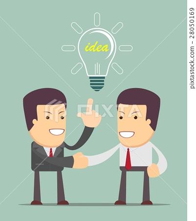 Business idea concept. 28050169