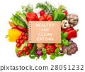 vegetable, organic, herb 28051232