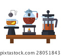 Tea ceremony traditional asian drink vector 28051843