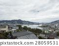 Nagasaki Harbor and Mr. Inasa from Minamiyamate 28059531