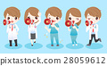 cute cartoon doctors 28059612
