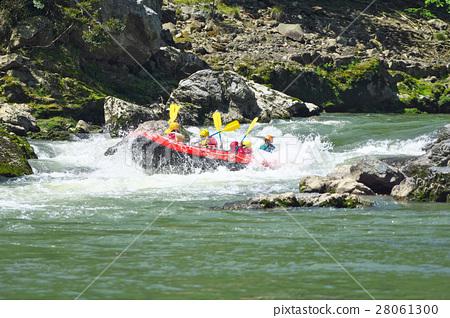 Rafting in Kyoto 28061300