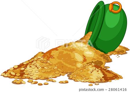 Cauldron of Gold 28061416