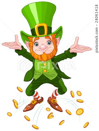 Happy Leprechaun 28061418