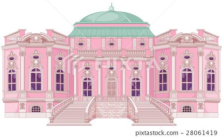 Romantic Palace for a Princess 28061419