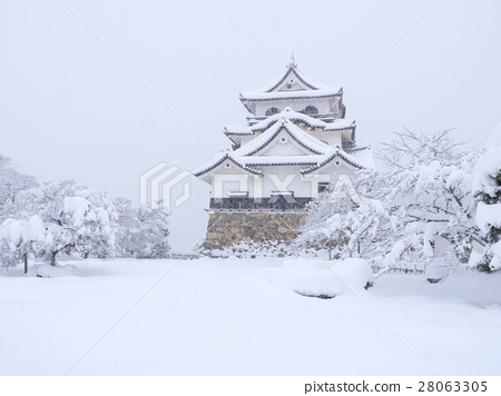 국보 히코 겨울 풍경 28063305
