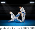Boys martial arts fighters 28072709