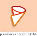 Crepe Logo Design 28074168
