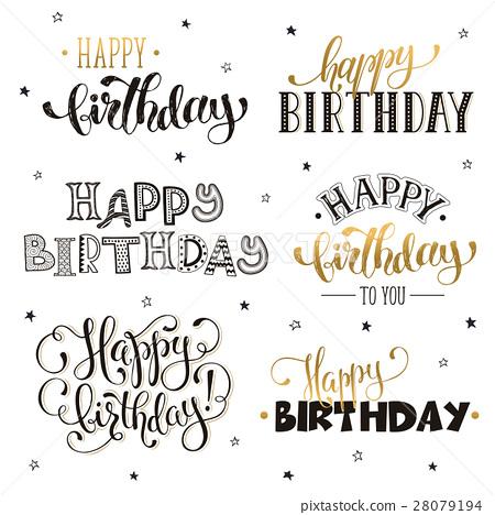 happy birthday phrases 28079194