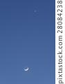Moon and Venus 28084238
