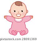 아기, 갓난 아기, 갓난아이 28091369