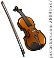 바이올린 28091637
