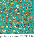cake, vector, confectionery 28093194
