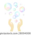 dream, hope, soap bubbles 28094006