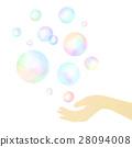 dream, hope, soap bubbles 28094008