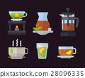 tea cup beverage 28096335