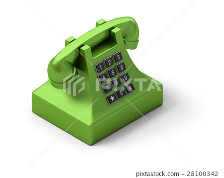 isometric telephone 28100342