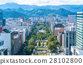 【ฮอกไกโด】ซัปโปโร·ทิวทัศน์ของเมือง 28102800