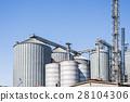 Cereal silos 28104306