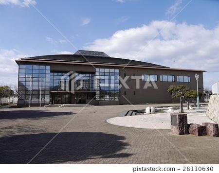 Wakayama City Higashi Park Gymnasium 28110630