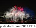불꽃 놀이, 불꽃 놀이 대회, 토야마 시 28111916