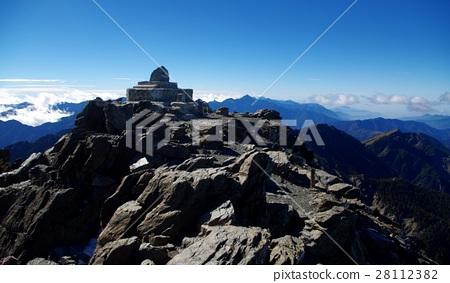 玉山主峰 28112382