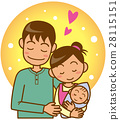family, person, vector 28115151