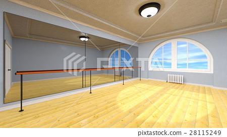 댄스 스튜디오 28115249