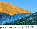 Argentiere Glacier in Chamonix Alps, France 28118916