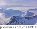 mountain landscape in winter 28118918