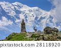 Ibex, Range of Mont-Blanc, French Alps 28118920