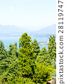 italy, panorama, landscape 28119747