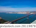 塔霍河 懸索橋 吊橋 28119878