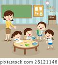 classroom, school, student 28121146