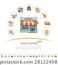 Internet Shopping Concept 28122408