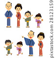 江戶時代 家庭 家族 28123159