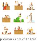 Artisan Craftsmanship Masters, Adult People And 28123741