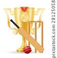 cup, cricket, winner 28125058