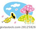 봄 콘서트 트럼펫 28125826