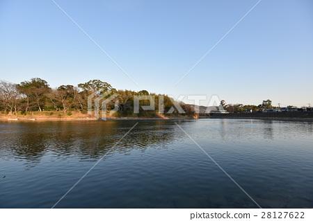 Korakuen Exterior and Okayama Castle 28127622