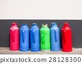 彩色的復古熱水瓶 28128300