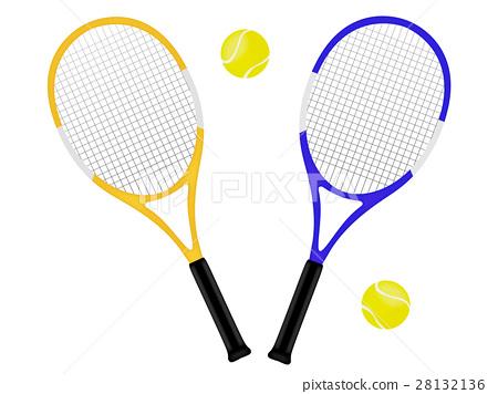 테니스 라켓 28132136