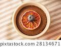 orange cake food 28134671