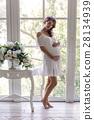 女性 女 懷孕 28134939
