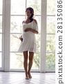 女性 女 懷孕 28135086